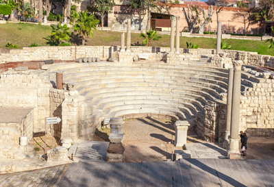 Romans' amphitheater